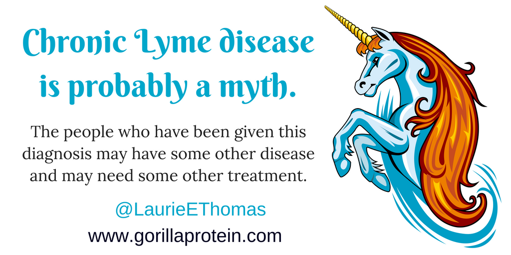 See a Registered Dietitian (RD) Instead of a Lyme Literate MD (LLMD)
