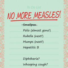 No More Measles!